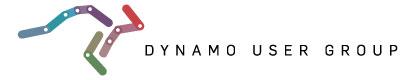 Dynamo User Group AU