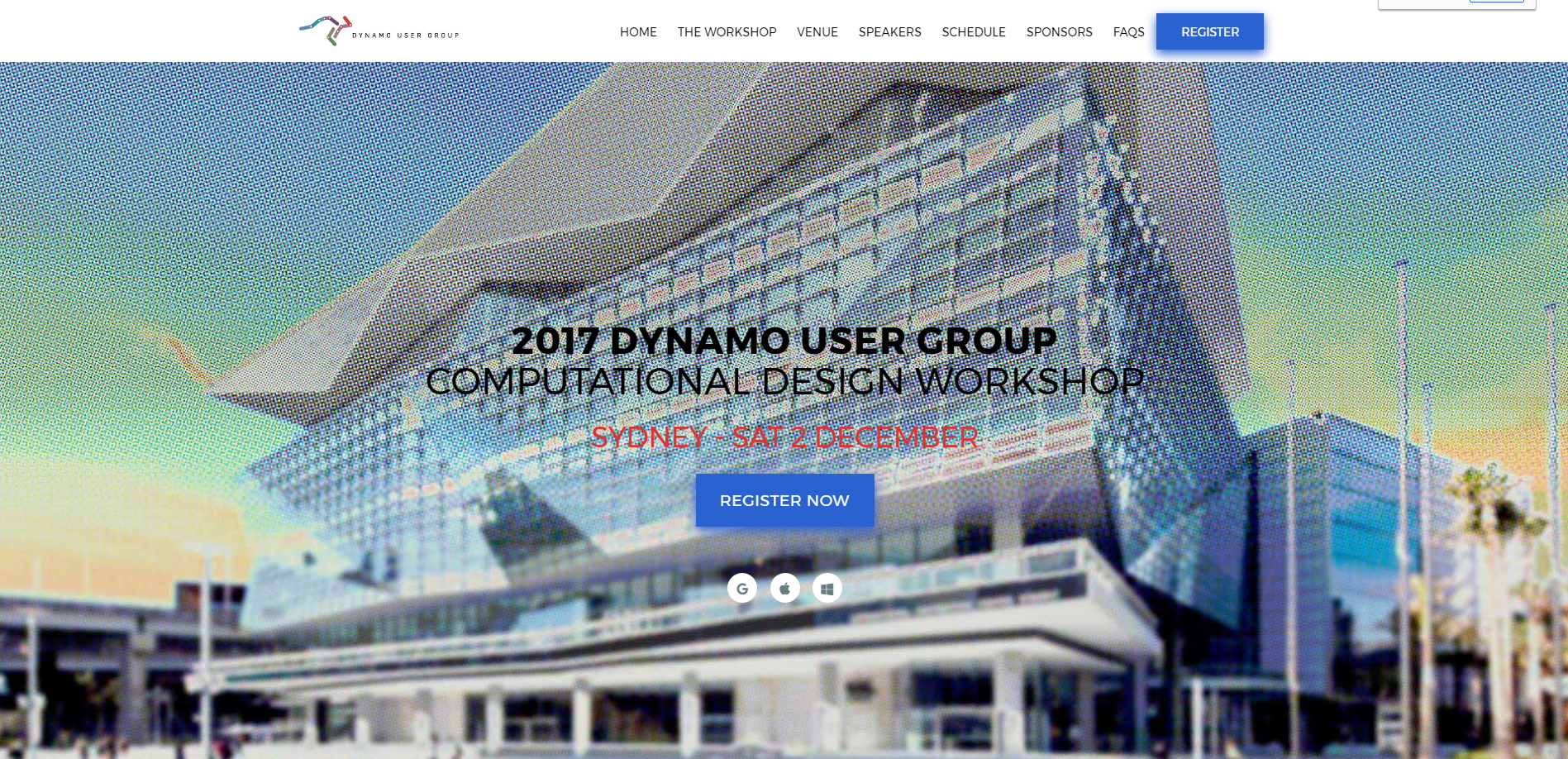 Home - Dynamo User Group AU Dynamo User Group AU
